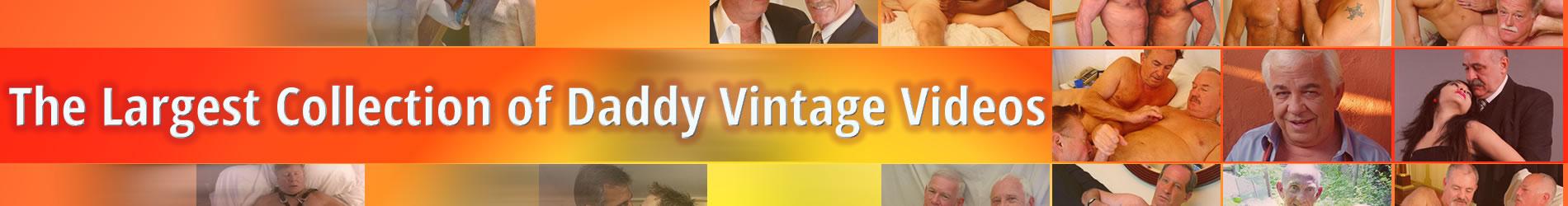 DaddyVintage.com Banner